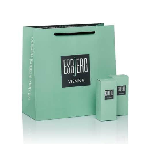 Packaging für ESBJERG Vienna gesamt von CREATEAM PROMOTION